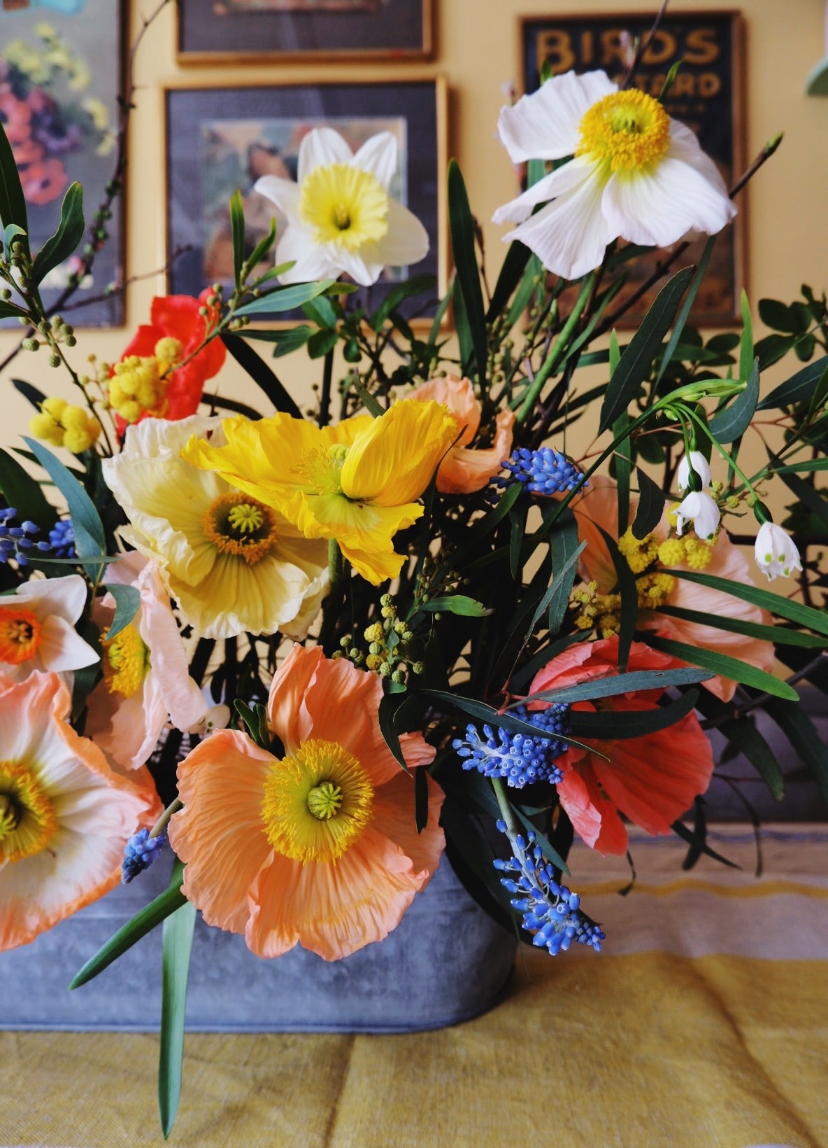 Flower Meadow Workshop and Afternoon Tea